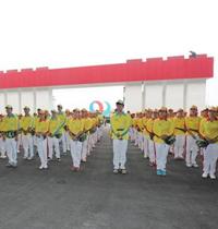 第二届连博会志愿者宣誓出征