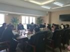 东海县召开第四届道德模范评审会