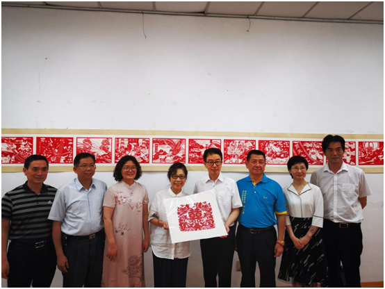 连云港西游记文化作品展走进宝岛台湾