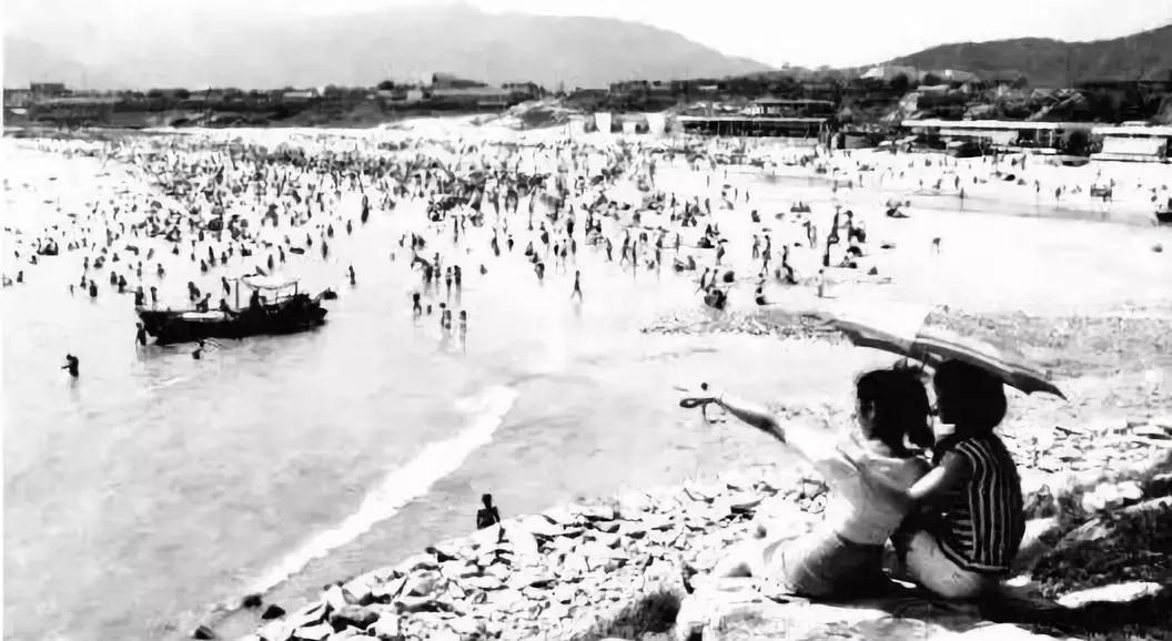 老海滨浴场