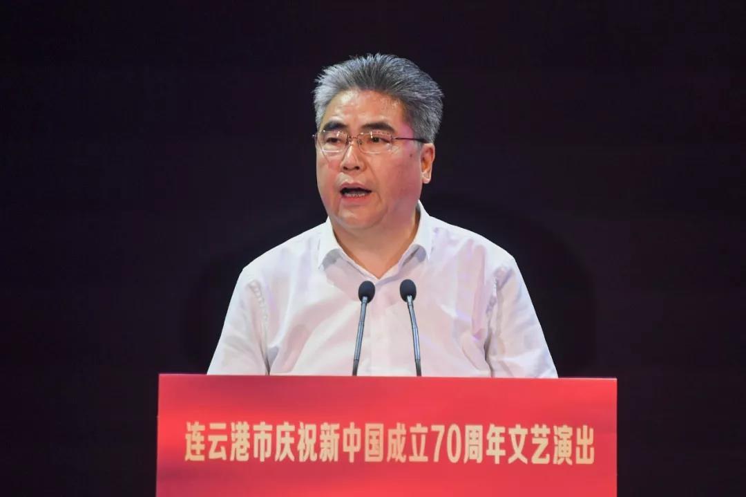 """我市隆重举行""""祖国在我心中""""庆祝新中国成立70周年文艺演出"""