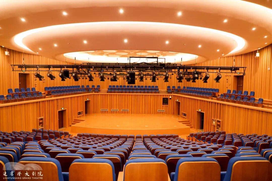 连云港大剧院音乐厅正式投用