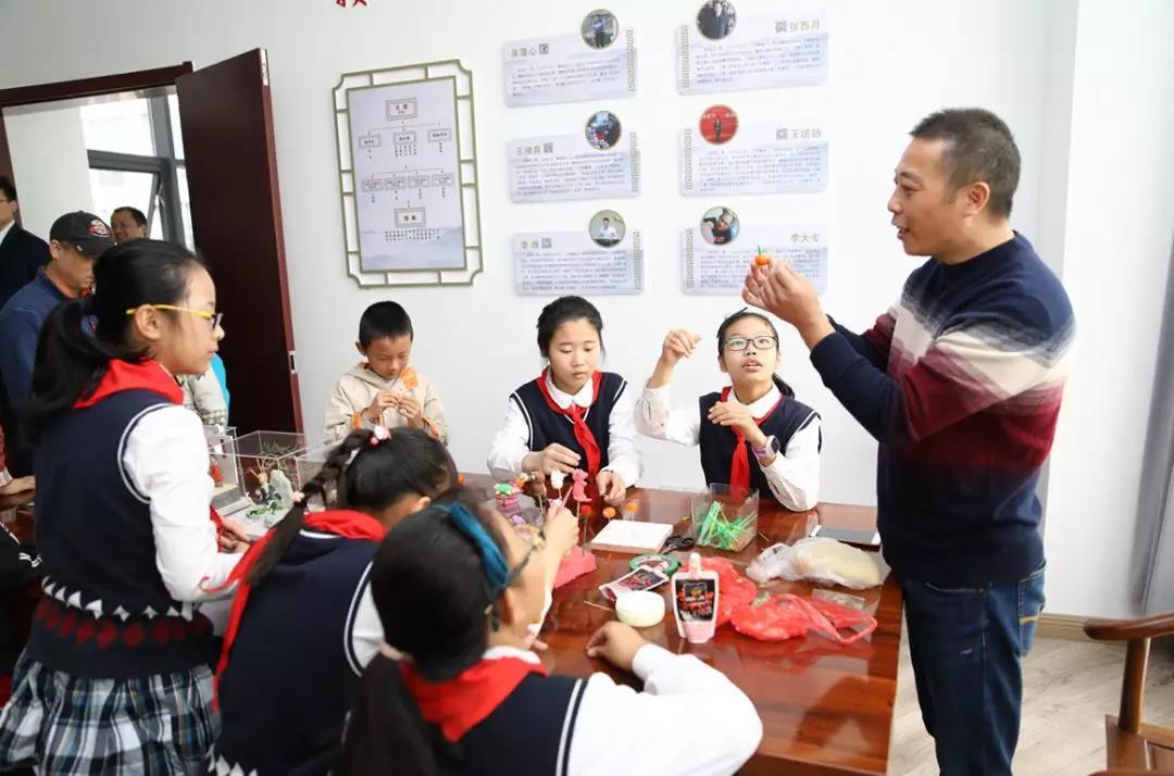 赣榆区新时代文明实践中心新馆投用