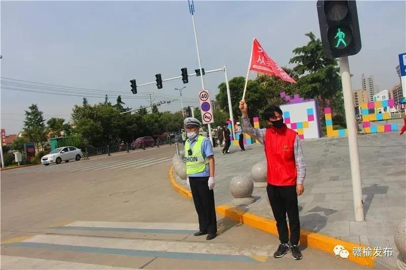 项雪龙调研赣榆区文明城市创建工作