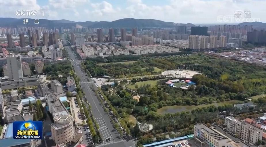 《新闻联播》头条关注多个港城发展成果